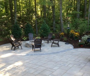 Patio design & construction Holden MA