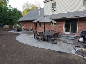 Patio Shrewsbury MA Ideal Landscape