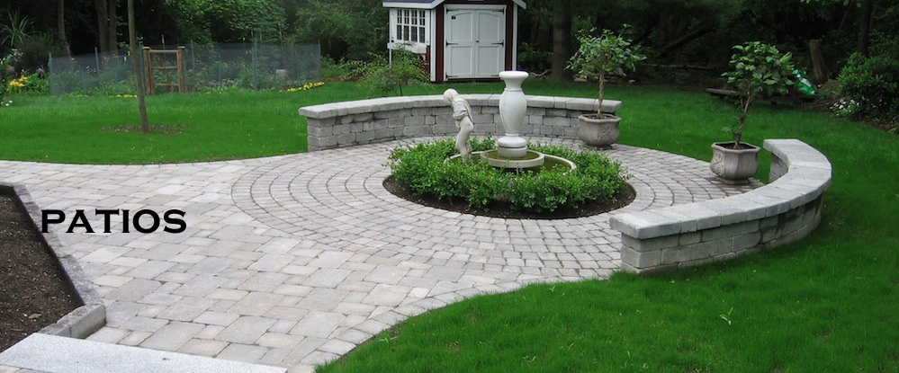 Patios & Landscaping | Ideal Landscape Landscaping, Design and Maintenance