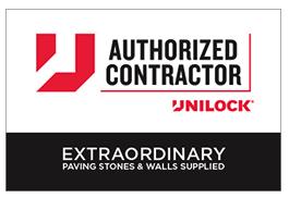 logo for Unilock Authorized  Contractors