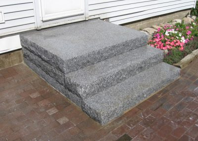 photo of Granite Steps and risers