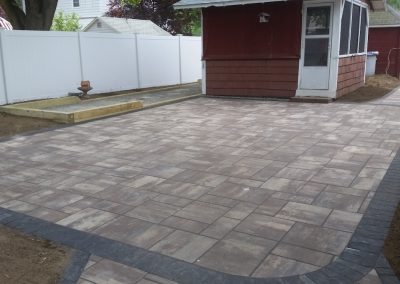 photo of a Paver Patio by Ideal Landscape