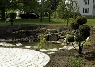photo of a Water feature built by Ideal Landscape