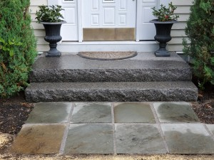 Granite Steps- Ideal Landscape