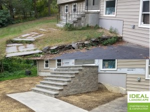 Northborough-Stairs-walkway-Transformation-Ideal-Landscape