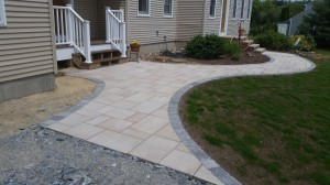 Walkways Sterling MA Ideal Landscape